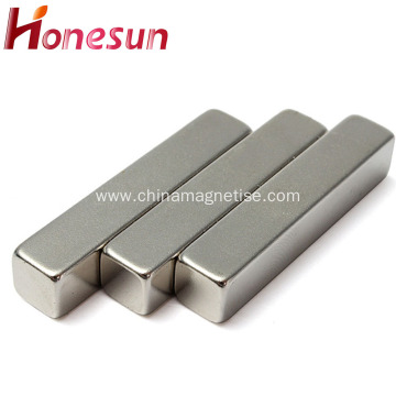 N45 Strong Permanent Magnet Bar Neodymium Magnet